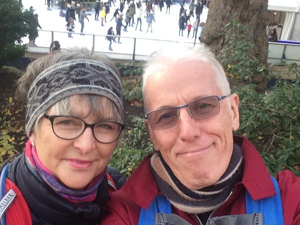 Tim & Elizabeth from South Benfleet, United Kingdom