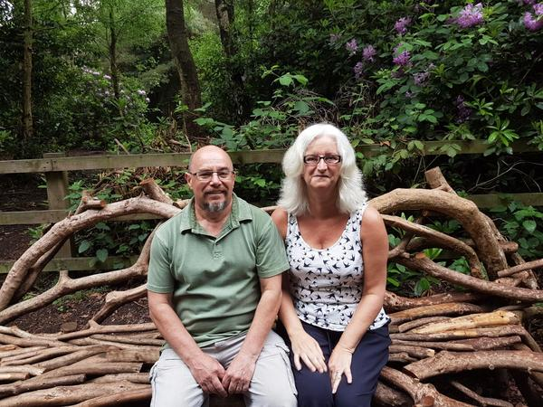 Paul & Cathy from Northwich, United Kingdom