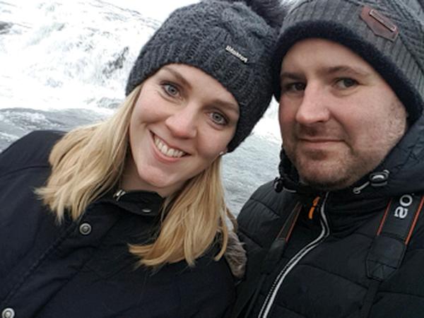 Lydia & Haraldur from Reykjavík, Iceland