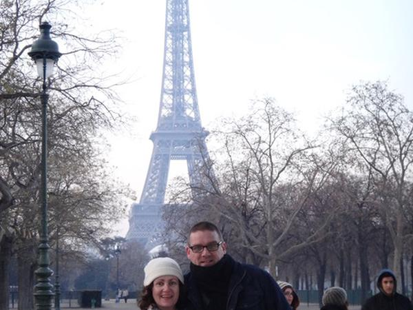 Gerard & Donna from Lydney, United Kingdom