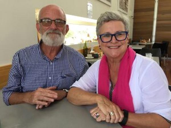 James & Liz from Yamba, New South Wales, Australia