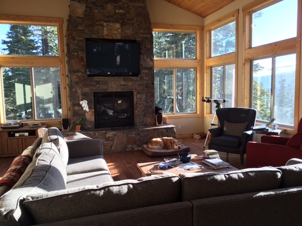 Housesitting assignment in Truckee, CA, United States