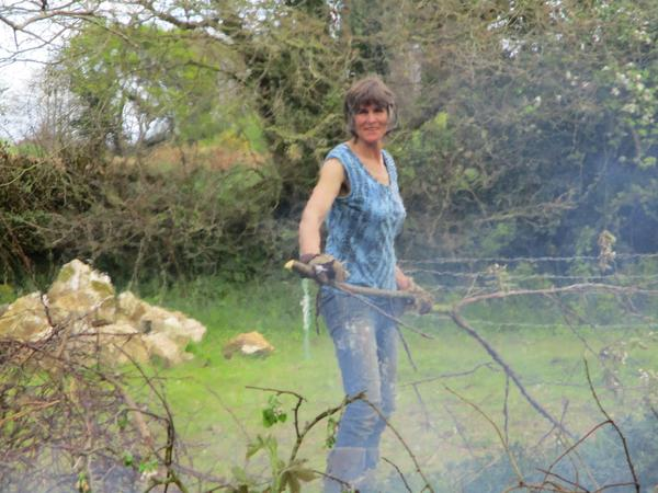 Fiona from Lannion, France