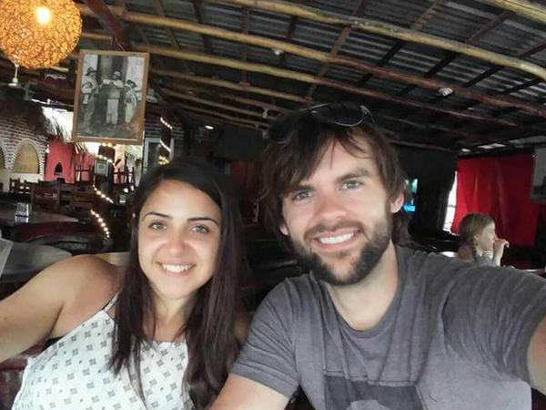 Caty & James from Medellín, Colombia