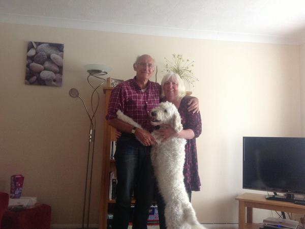 Sandra & Richard from Paisley, United Kingdom