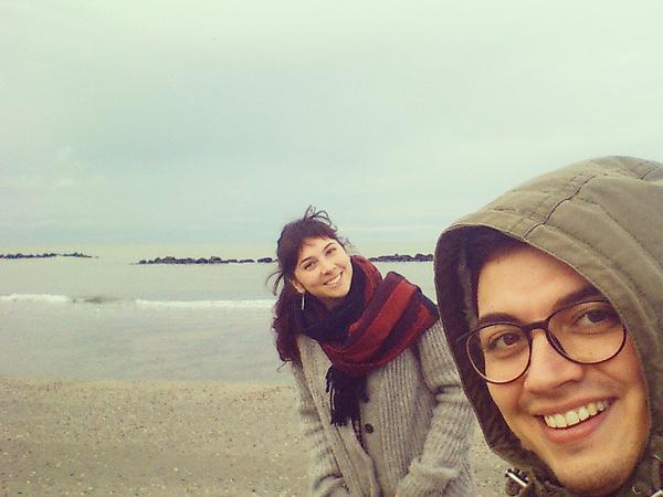 Chiara & Francesco from Bologna, Italy