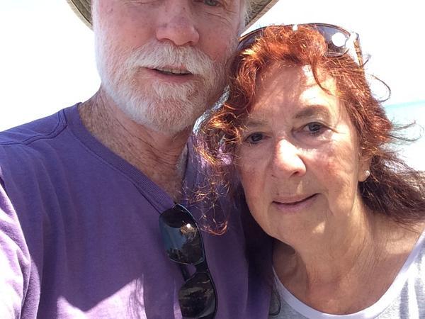 Stephen & Gissa from Sutton, Quebec, Canada