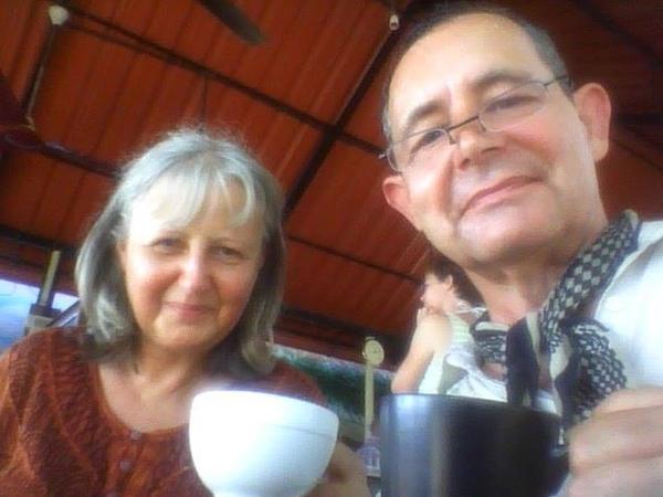 Kathie & Alasdair from Reading, United Kingdom