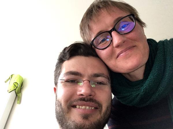 Annick & Rob from Antwerpen, Belgium