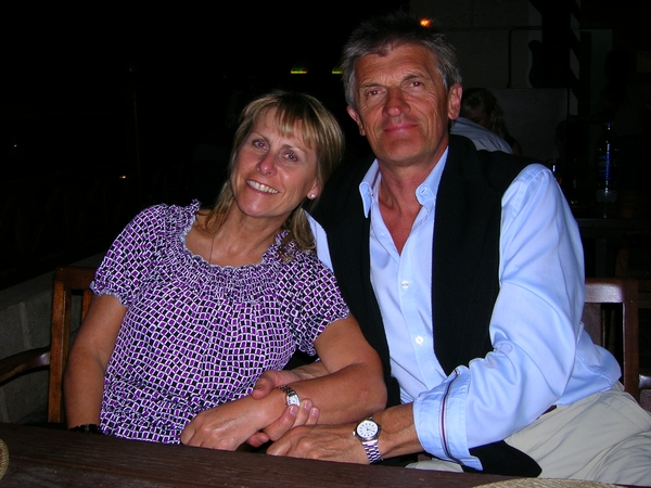 Mike & Deborah from Norwich, United Kingdom