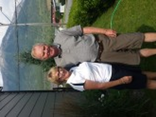 Bob & Ann from Fernie, British Columbia, Canada