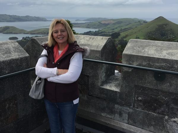 Denise from Dunedin, New Zealand