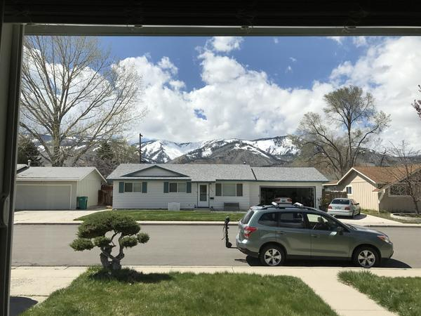 Housesitting assignment in Carson City, NV, United States