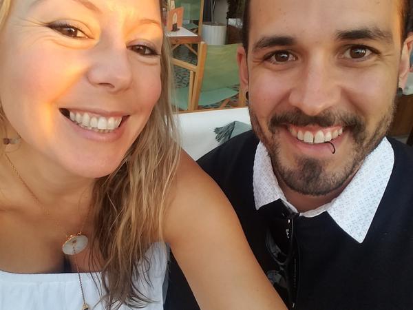 Elizabeth & Matthew from Javea, Spain