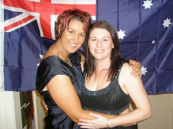Natalie & Kylie from Glen Iris, VIC, Australia
