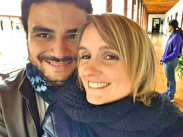 Anke & Diego from Enschede, Netherlands