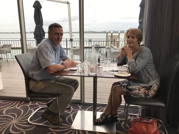 Lorraine & les & Les from Tauranga, New Zealand