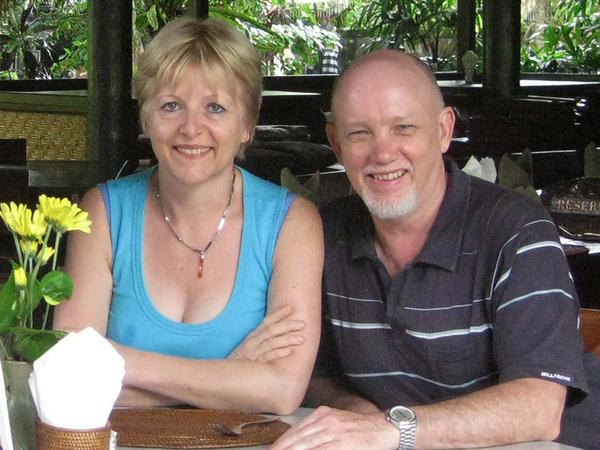 Katleen & Peter from Maleny, QLD, Australia