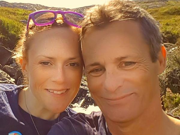 Arabella & Steve from Chester, United Kingdom