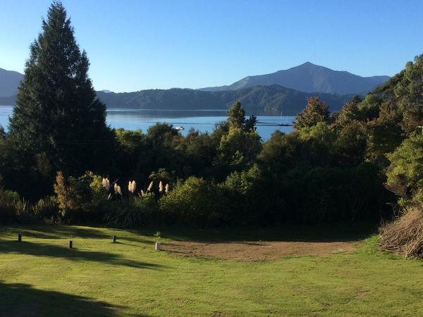 Housesitting assignment in Havelock, New Zealand