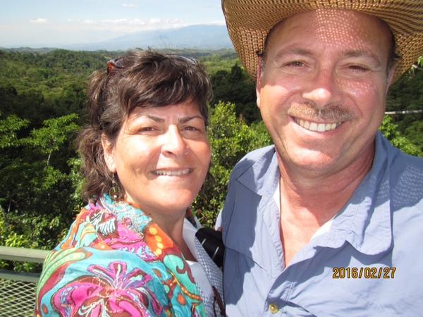 Monique & James from Ottawa, Ontario, Canada