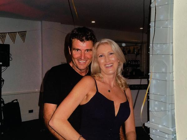 Maree & Greg from Marbella, Spain
