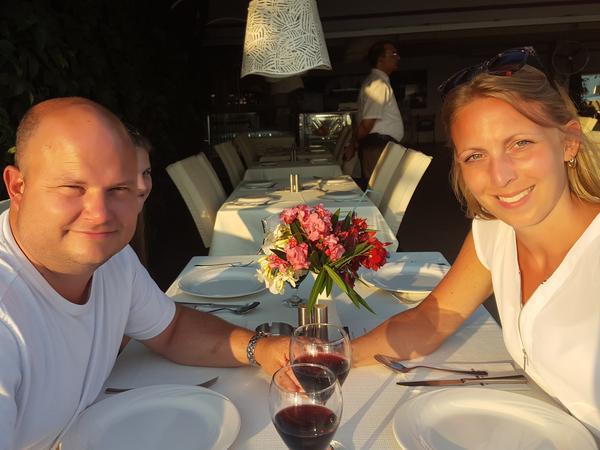 Shelley & Mark from Braintree, United Kingdom
