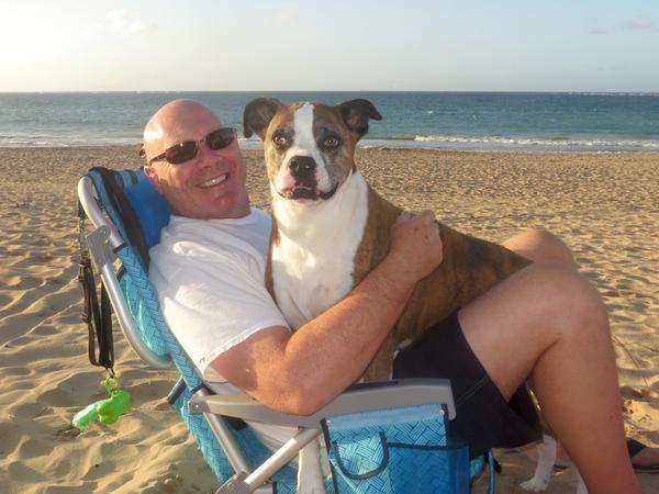 David from Ocean Park, Puerto Rico