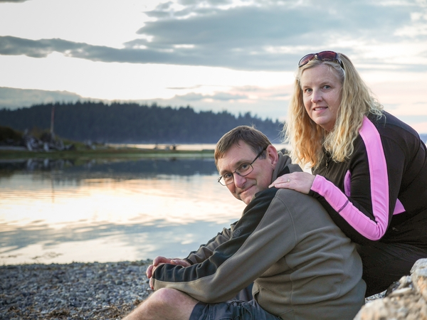 Coral & Ken from Vancouver, British Columbia, Canada