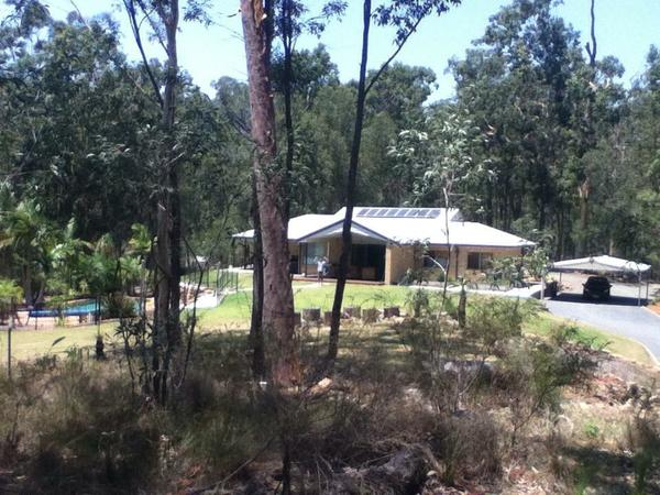 Housesitting assignment in Tamborine, QLD, Australia