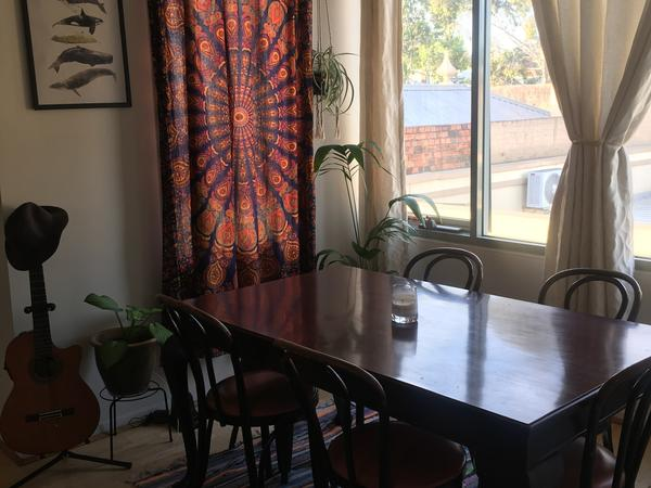 Housesitting assignment in Carlton, Victoria, Australia