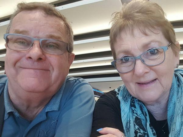 Anthony & Karen from Wamberal, New South Wales, Australia