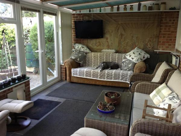 Housesitting assignment in Billingshurst, United Kingdom