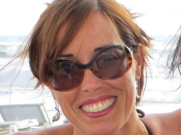 Daniela from Carrara, Italy