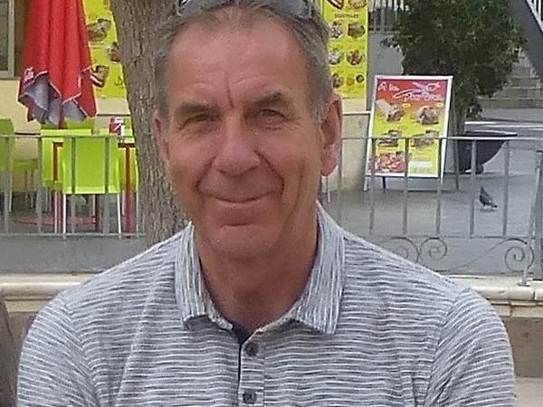 Adrian from Sleaford, United Kingdom