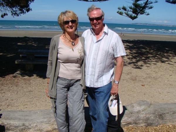 Barbara & Terry from Kerikeri, New Zealand