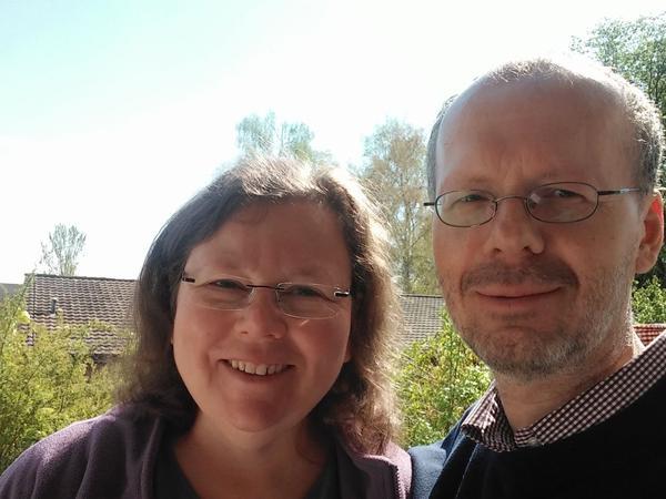 Klaus & Katharina from Winterthur, Switzerland