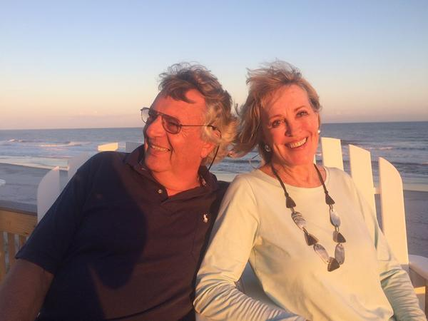 Beverley & Philippe from Wilmington, NC, United States