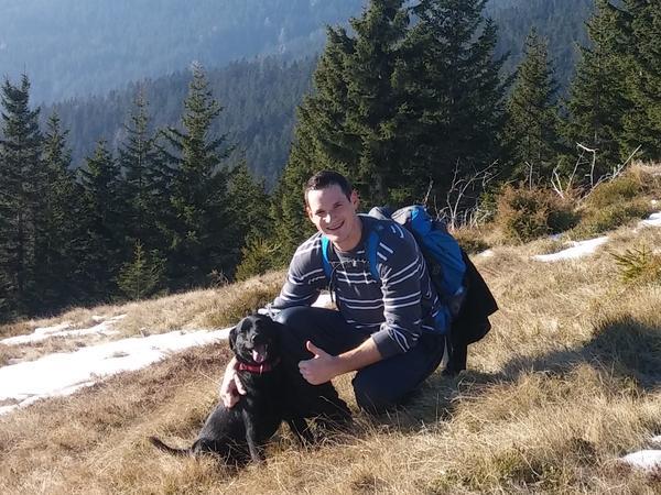 Primoz from Celje, Slovenia