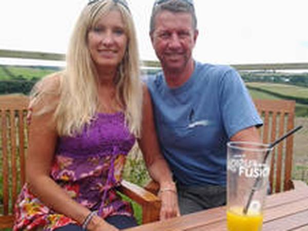 Andrea & Gregory from Truro, United Kingdom