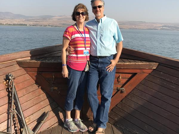 Sandy & John from Murfreesboro, Tennessee, United States