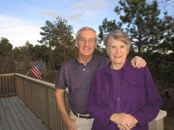 Susan & Edward from Monument, CO, United States
