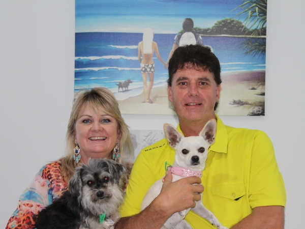 Housesitting assignment in Coral Cove, QLD, Australia