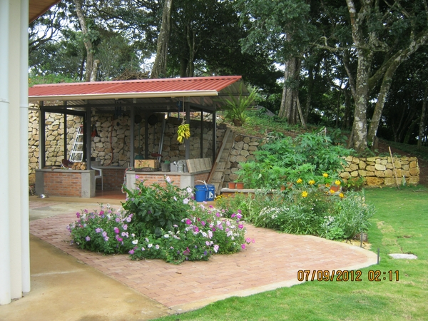 Housesitting assignment in San Ramón, Costa Rica