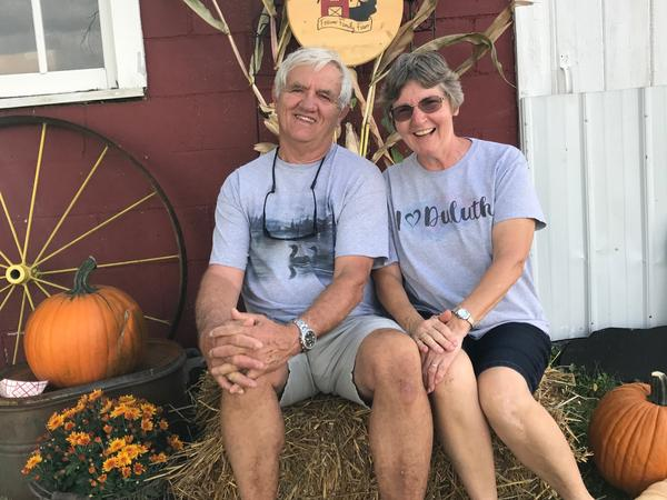 Patricia & David from Duluth, Minnesota, United States