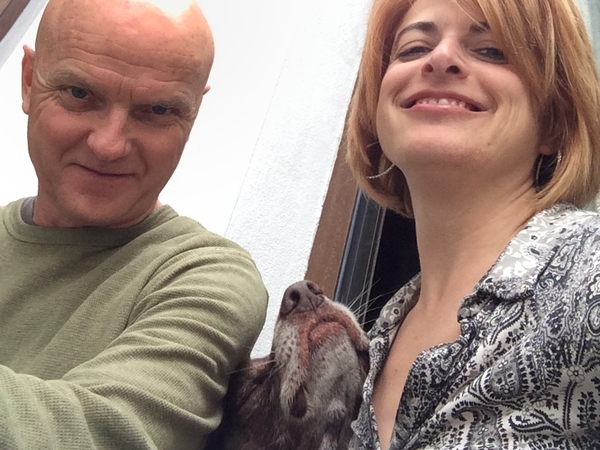 Paul & Cheralyn from Loja, Spain