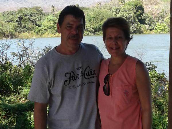 Lynn & Gerry from Ottawa, Ontario, Canada