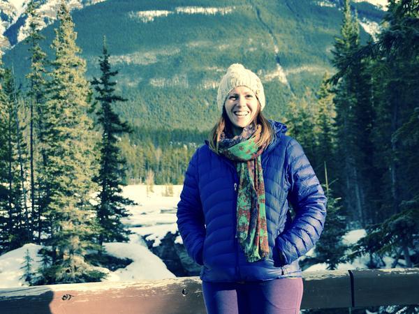 Karen from Grande Prairie, Alberta, Canada