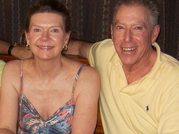 Monica & Richard from Philadelphia, PA, United States