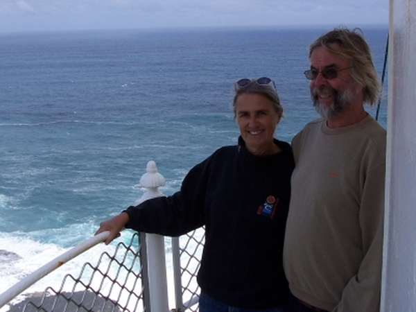 Keith  & Margaret from Crescent Head, NSW, Australia